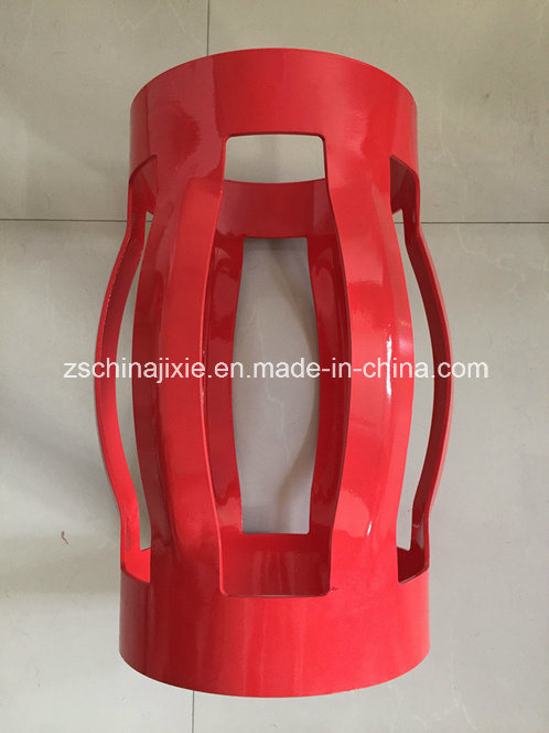 API 10d Oilwell Slip on Non Welded Bow Casing Centralizer