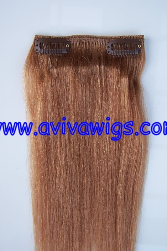 Clip-On Hair Extension 55