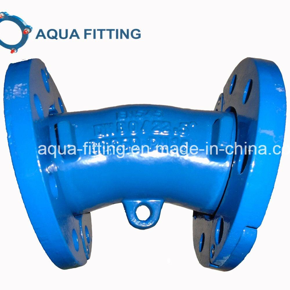 Loose Flange Bend ISO2531 En545