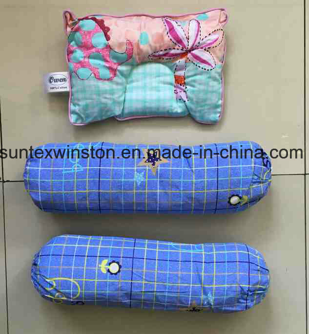 3 PCS Set 2 Bolster + 1 Pillow Set