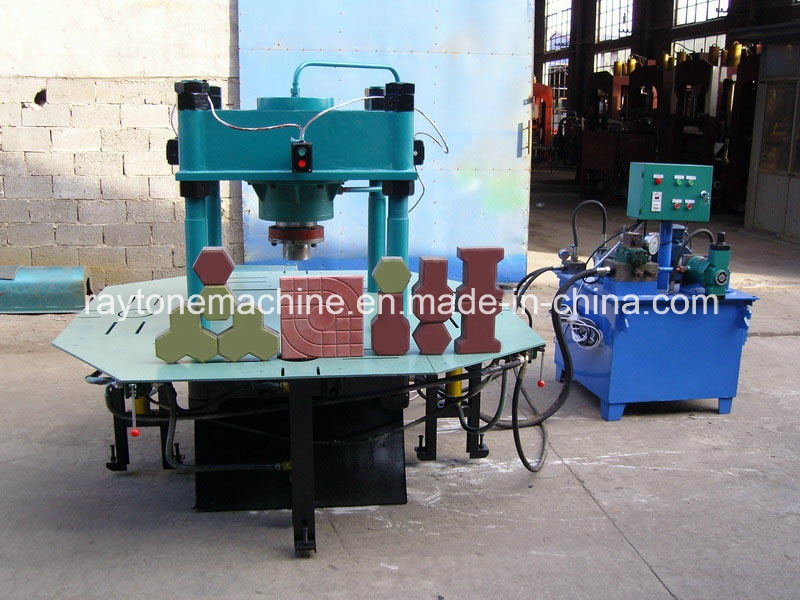 Dy150t Paver Block Machine Paver Machine