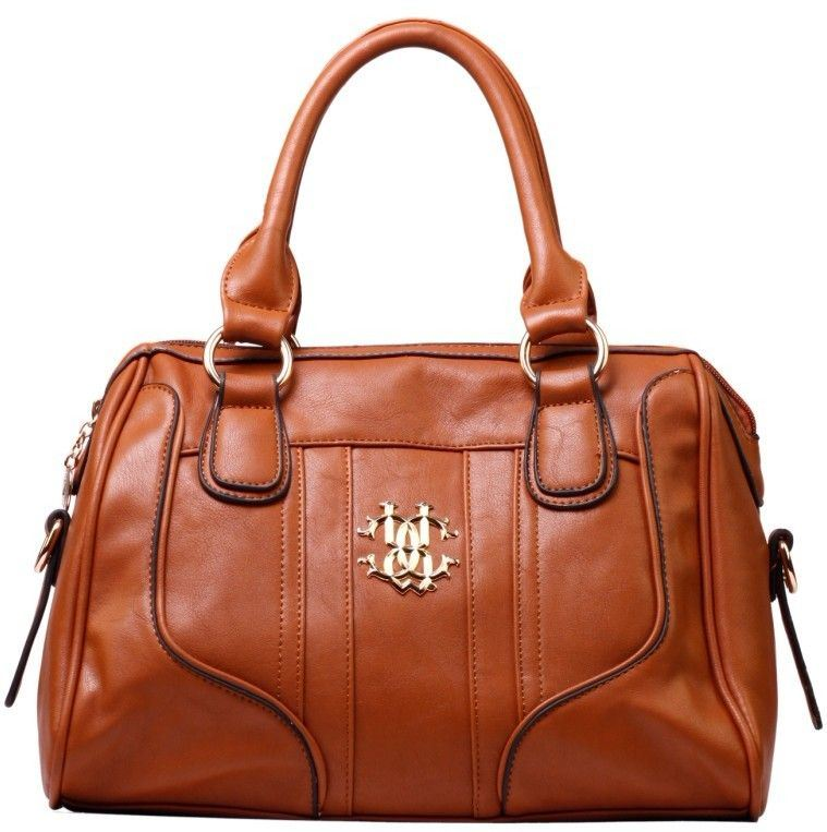 Newest Tommy Hilfiger Womens Purse Tote Shoulderbag Tan
