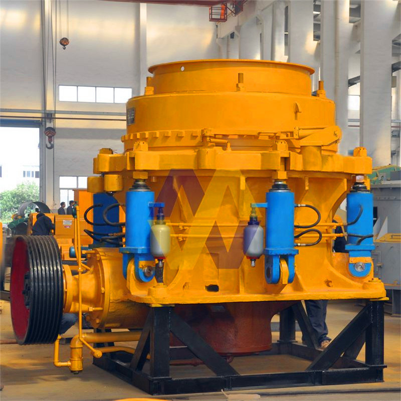 Cone Crusher Machine Used in Mining with Heavy Crushing Force
