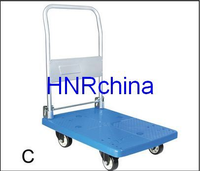Steel or Aluminum or Plastic Hand Truck / Cart / Trolley / (WT150 WT300)
