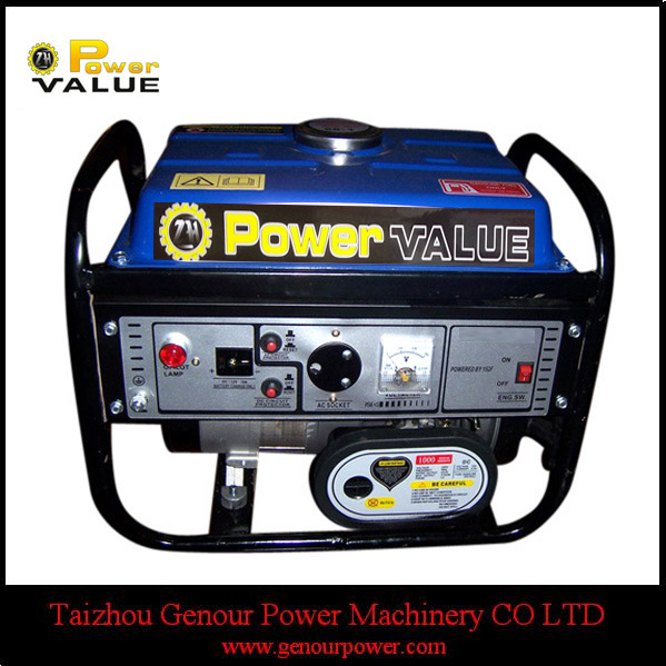 2014 2kw 2000W Portable Powerful Genset (ZH2500-YM)