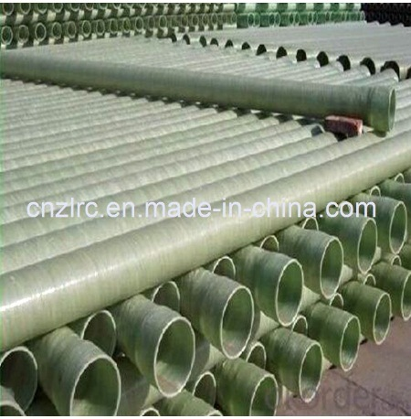 FRP by Filament Winding, FRP Pipes