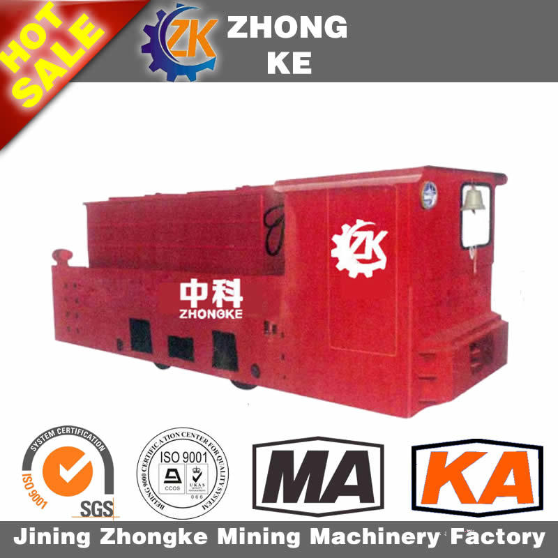 Cty5 Mining Electric Locomotive