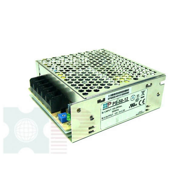Single Output Enclosed Switching AC/DC Power Supply Module