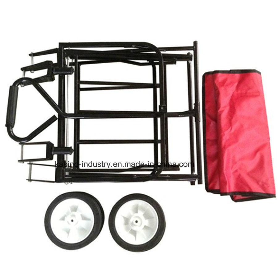High Quality Outdoor Foldable Utility Beach/Kid/Baby Wagon Cart