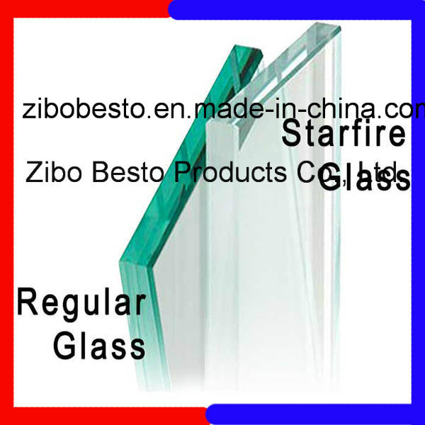 3mm-19mm Ultra/Extra/Super Clear/White, Low Iron Building Float Glass for Construction