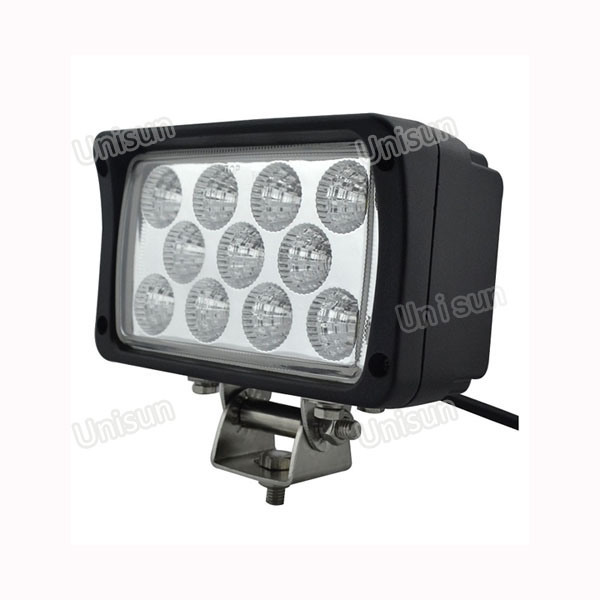 7inch 12V/24V LED Work Light, Tractor Working Lamp
