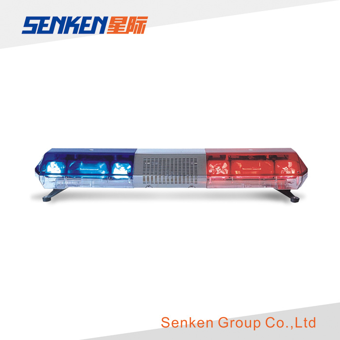 3W 1200mm Blue LED Emergency Ambulance Vehicle Lightbar