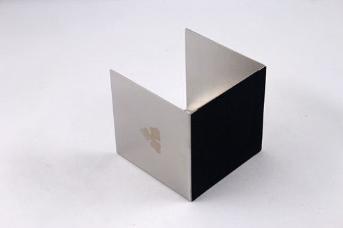 Stainless Steel Napkin Box (XS-TB2013005)