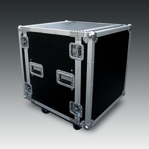 16u Rack and Flightcase for Speaker