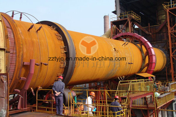 Drying Equipment Rotary Kiln for Activated Carbon