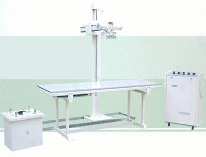 Med-X-R100m 100mA Medical X-ray Unit for Radiography