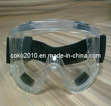 CE Approved Goggles with Valves