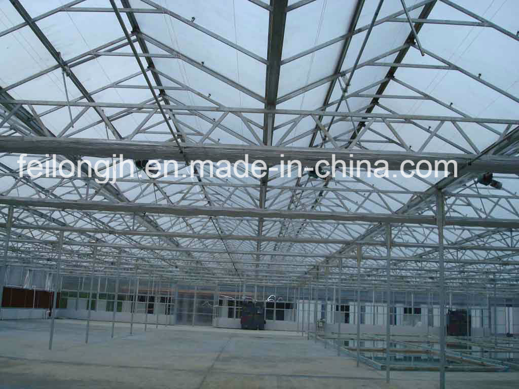 PC Greenhouse with High Quality and Favorable Price