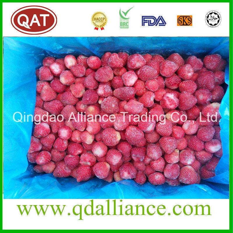 New Crop IQF Frozen Strawberry/Frozen Fruits