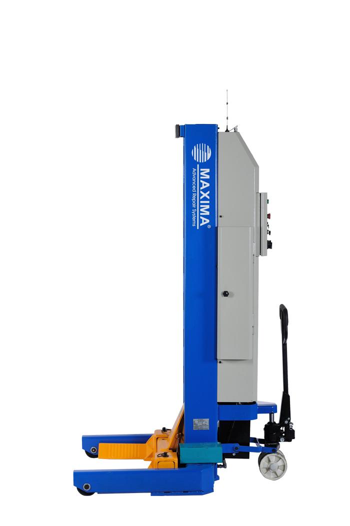 Maxima Wireless Four Post Lift Ml4022W Ce