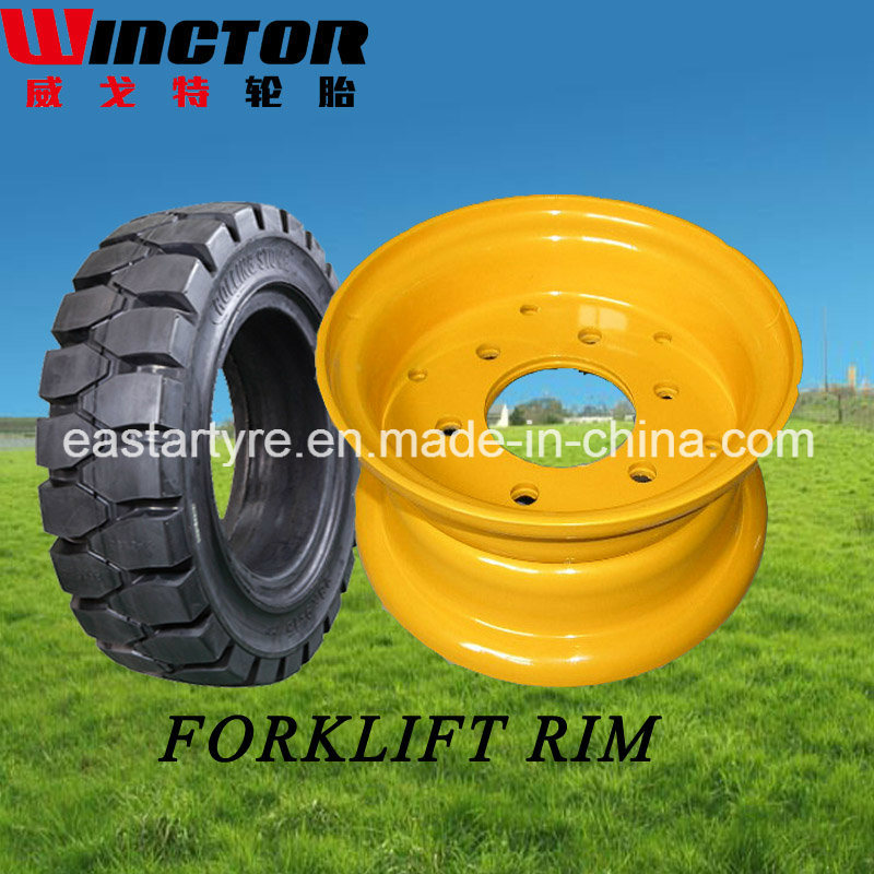 4.00e-9, 6.00e-9 Folklift Steel Wheel Rim