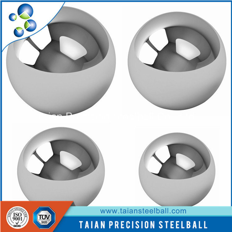 High Precision Stainless Steel Ball for Bearings