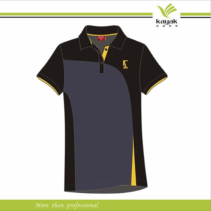 China quick dry new design polo t shirt for sports f146 for Make t shirts fast