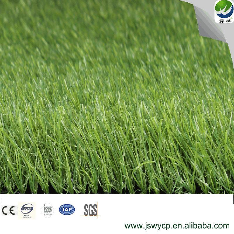 2016 Hot Sale Natural Looking Synthetic Turf for Yard Without Color Fading and Ce/SGS Approved Wy-12