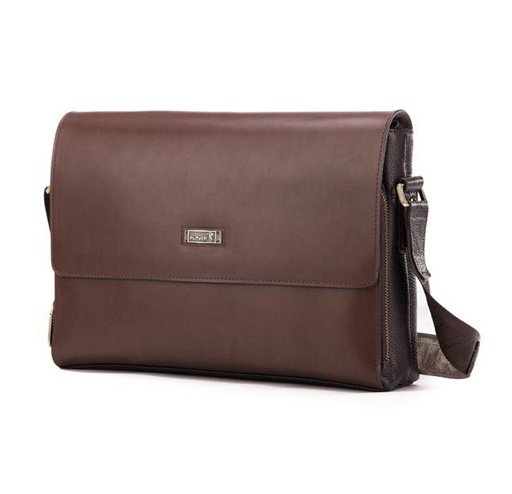 Man′s Genuine Leather Business Fashion Shoulder Bags (RS-GR0014)