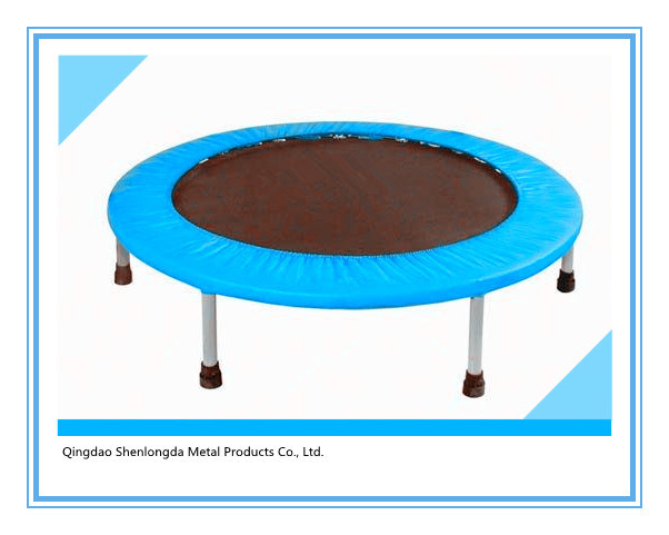 Sld. 38 Inch Pipe Plug Trampoline with (elastic rope ball)