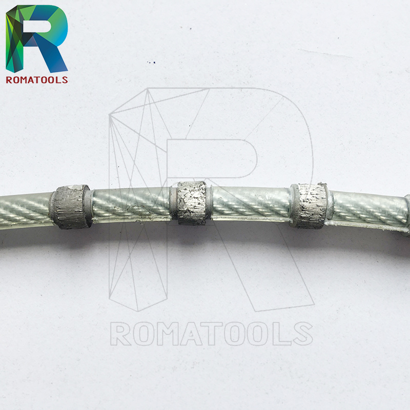 Diamond Wire Saws for Marble, Granite, Stone Quarry Cutting