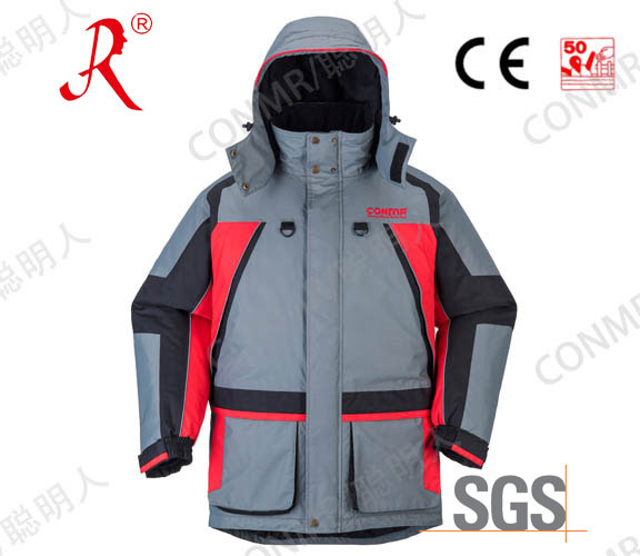 Sea Fishing Quilted Jacket for Winter (QF-9077A)