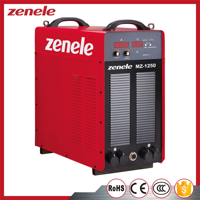 Inverter DC Submerged Electric Welding Machine Mz-1250