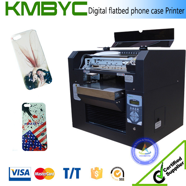 A3 UV Printer, Phone Case Printer, Digital UV Inkjet Printer Machine