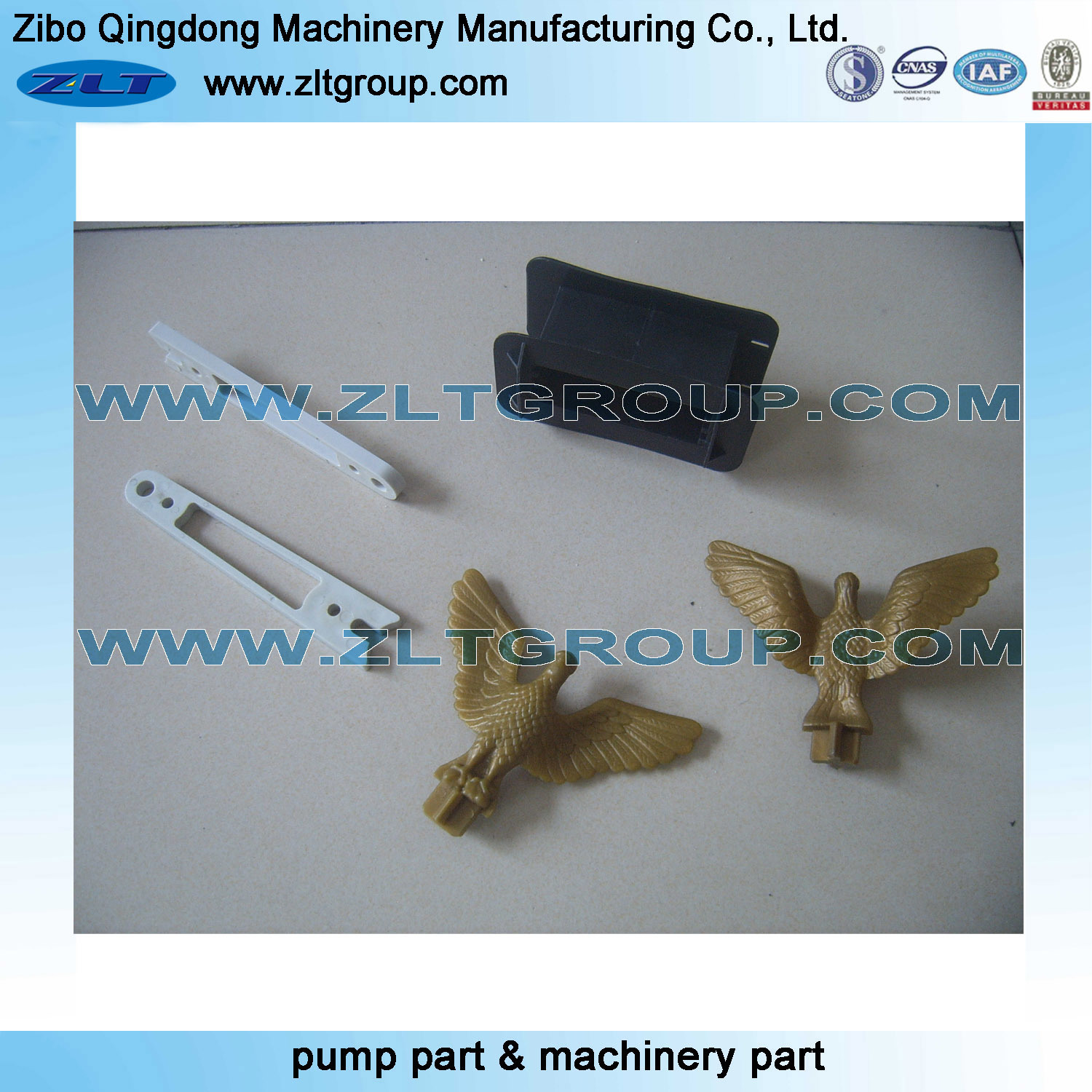 Stainless Steel CNC Machining Casting Small Parts