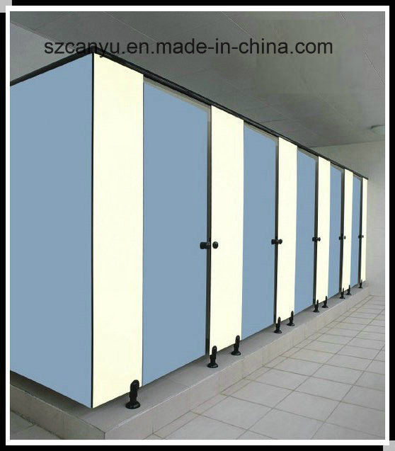 Wood Toilet Partition Wall for School Hotel Toilet