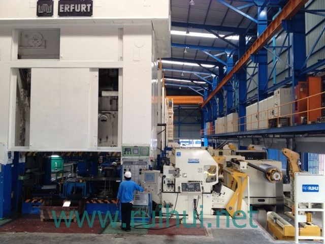Automation Machine Nc Servo Straightener Feeder and Uncoiler Using in Coil Handling Systems