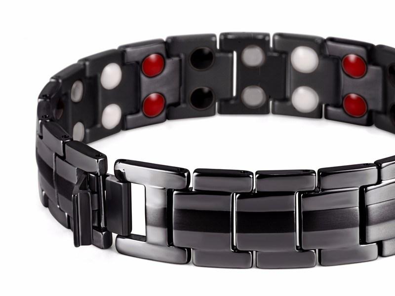 Promotion Hot Sell Titanium Jewelry with Bio Energy Stones