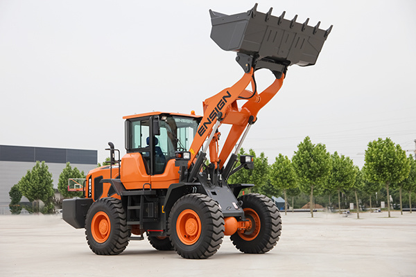 Low Price Brand New Articulated 3ton Front Loader for Sale