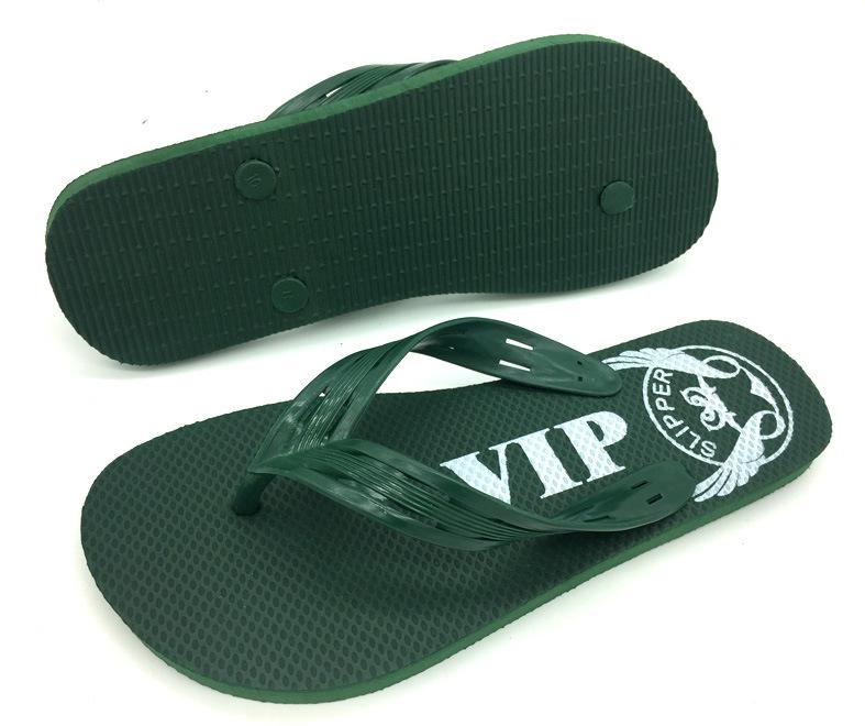 PE VIP Printing Flip Flops for Men