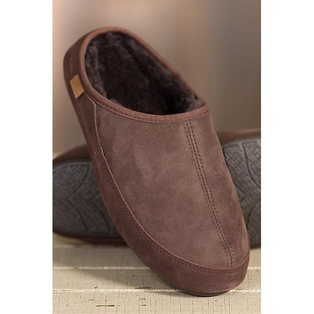 Men′s Connor Mule Sheepskin Slippers