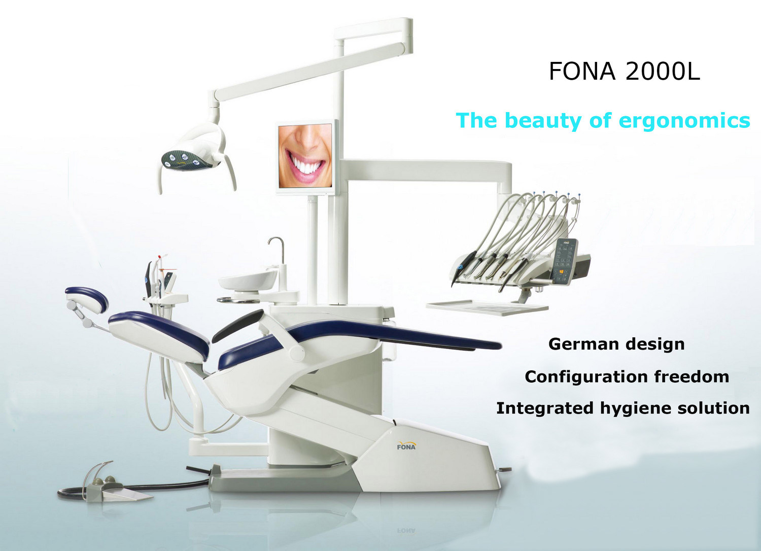 Dental Unit Fona 2000L