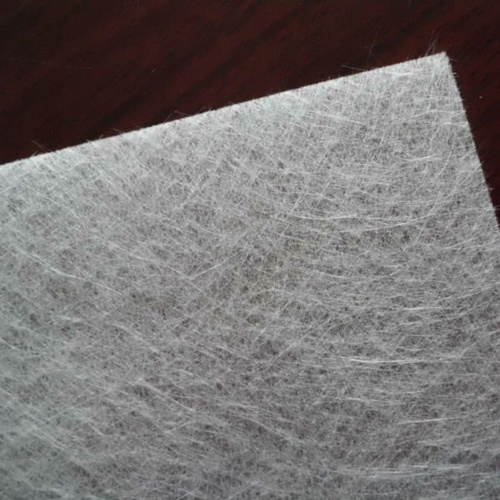 Fiberglass Pipe Wrapping Tissue Mat