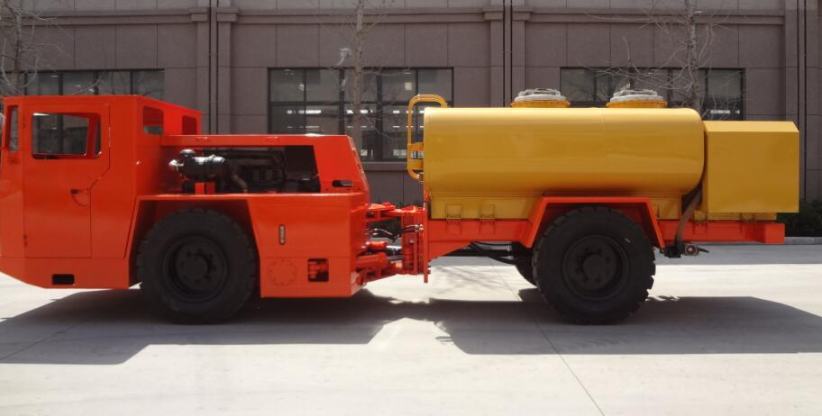 Underground Service Utility/Man Carrier/Platform