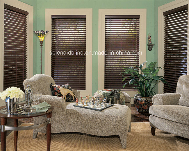Wooden Windows Blinds Fashion Quality Wood Blinds