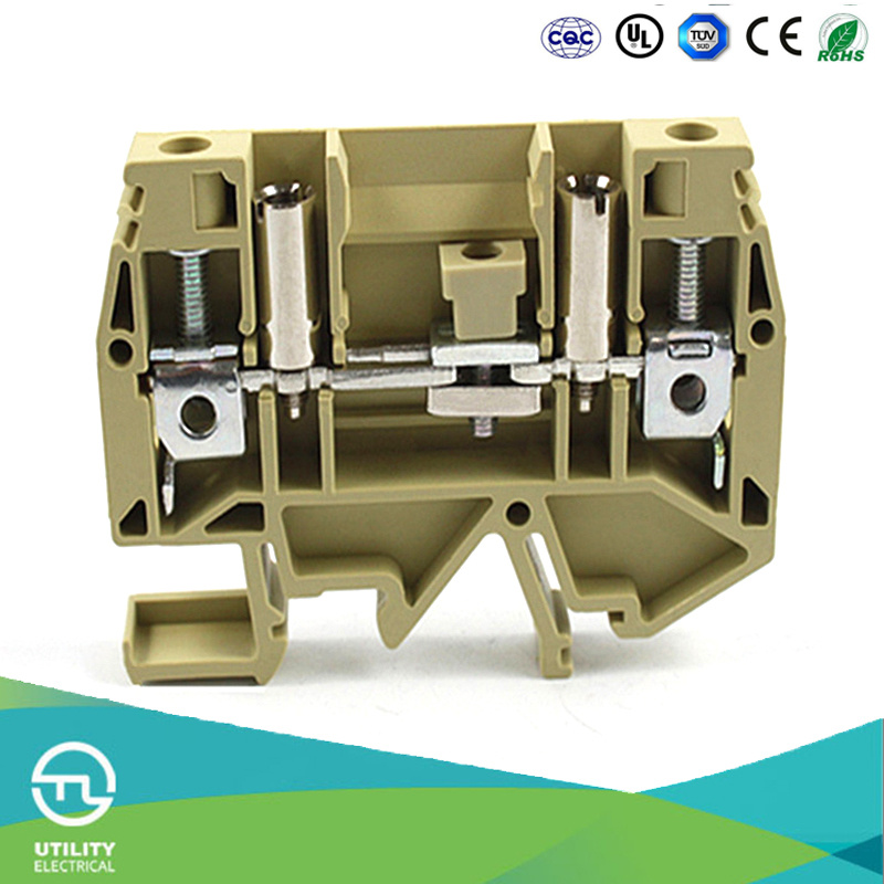 6mm Screw Test Terminal Block for Weidmuller 24-8AWG