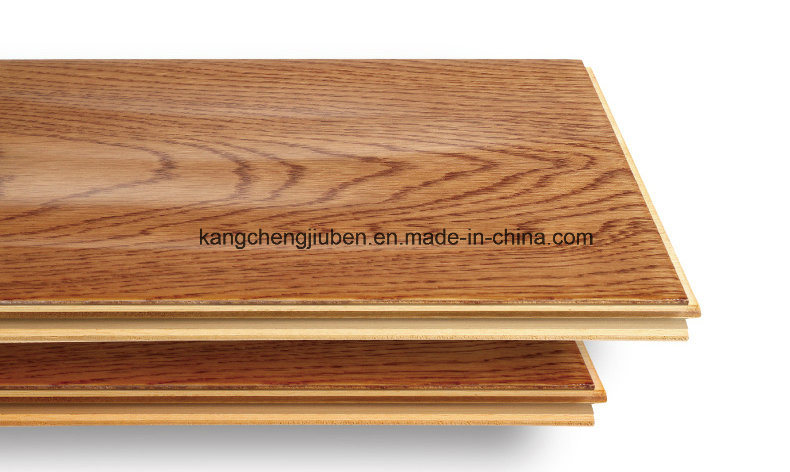 Embossmen Style Engineered Wood Oak Wood Parquet/Laminate Flooring