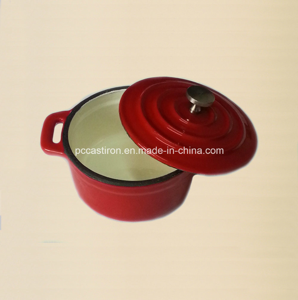 Enamel Cast Iron Mini Cocotte Casserole Manufacturer From China