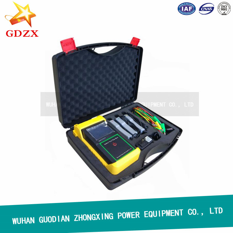 Smg3000 Handheld Phase Volt-Ampere Meter Three Phase
