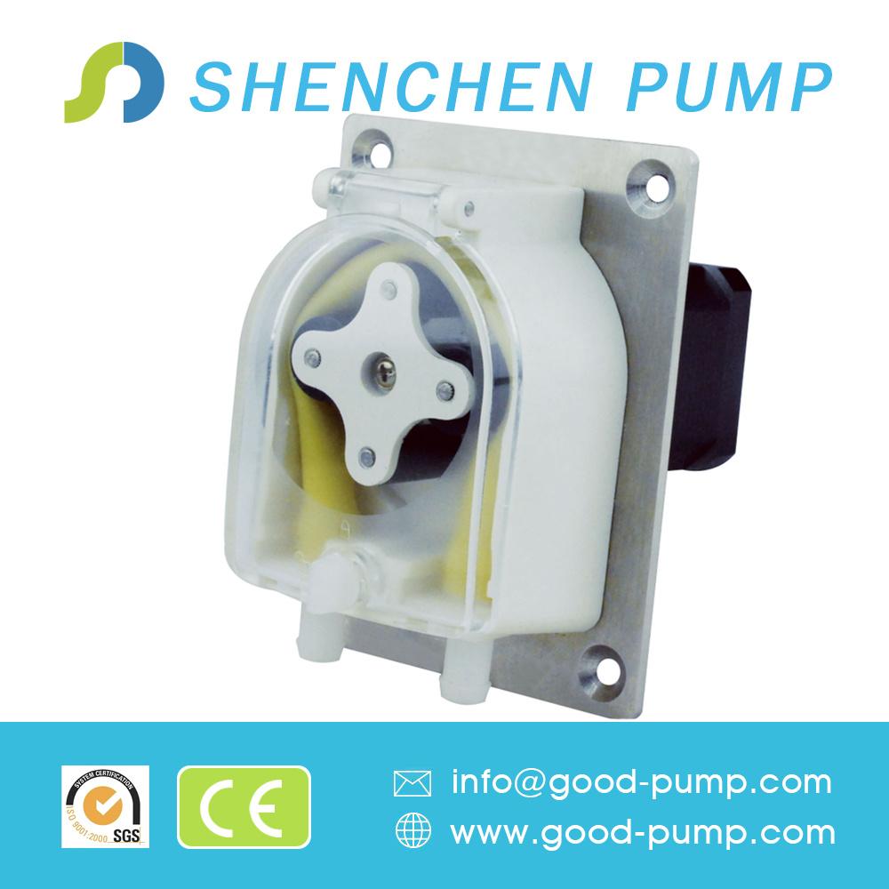 12V/24V DC Motor OEM Mini Peristaltic Pump